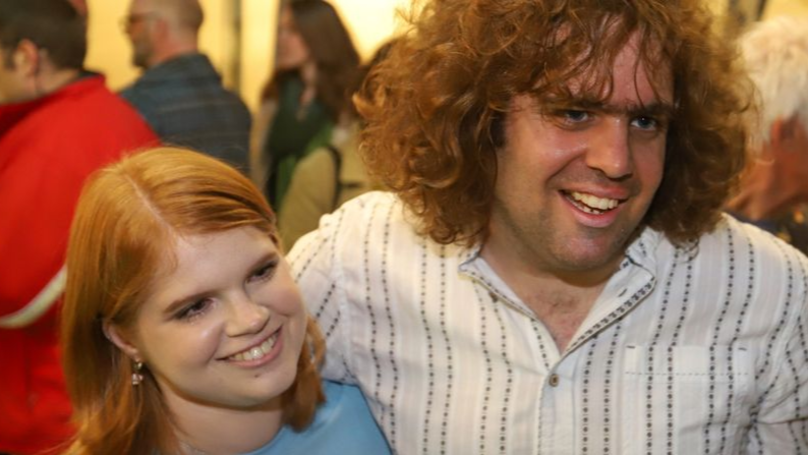 Undateables' Daniel Wakeford Is Celebrating With His Long-Time frame Female friend thumbnail