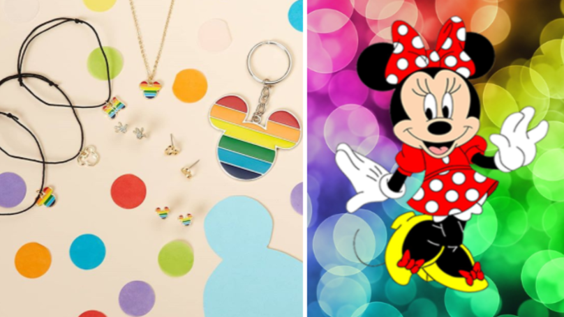 Primark Is Selling LGBTQ Primark Mickey Mouse Accessories And They Look So Cool
