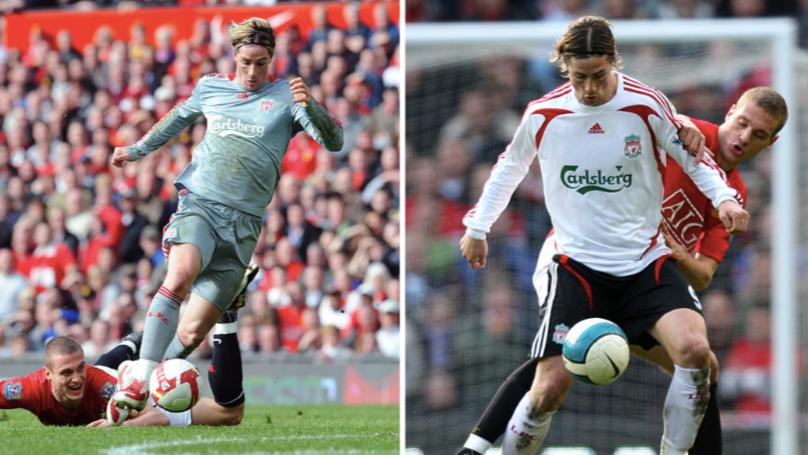 Fernando Torres vs. Nemanja Vidic Remains One Of The All-Time Great Battles