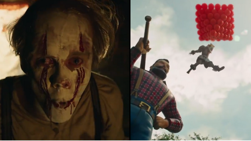 IT: Chapter Two New Trailer Drops And It's Terrifying