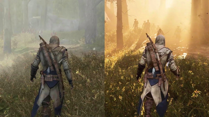 You Can Now Hide In The Bushes In 'Assassin's Creed 3 Remastered'