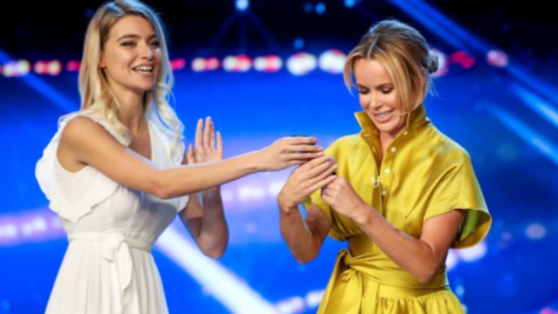Britain's Got Talent Couple Stun Judges With Their Mind-Reading Trick