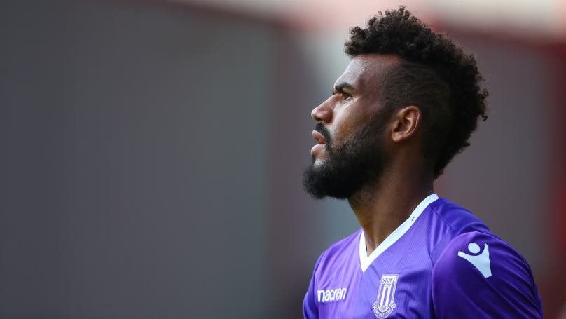 Eric Maxim Choupo-Moting Is Going From The Championship To The Champions League