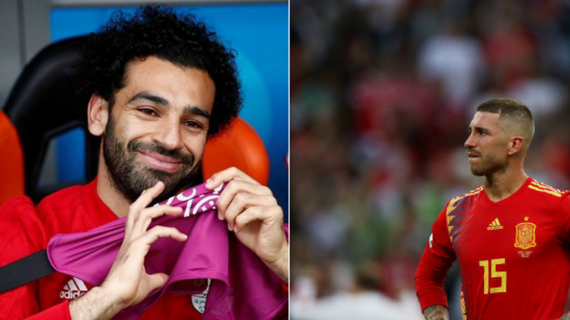 Mohamed Salah Posts Cryptic Tweet After Spain Crash Out Of The World Cup