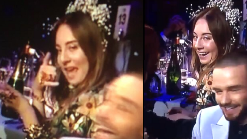 Bassist Este Haim Steals The Limelight From Cheryl And Liam While They Discuss Bedroom 'Safe Word'