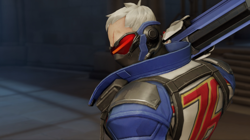 Blizzard's 'Overwatch' Confirms Soldier: 76 As Its Second Canon LGBTQ Character