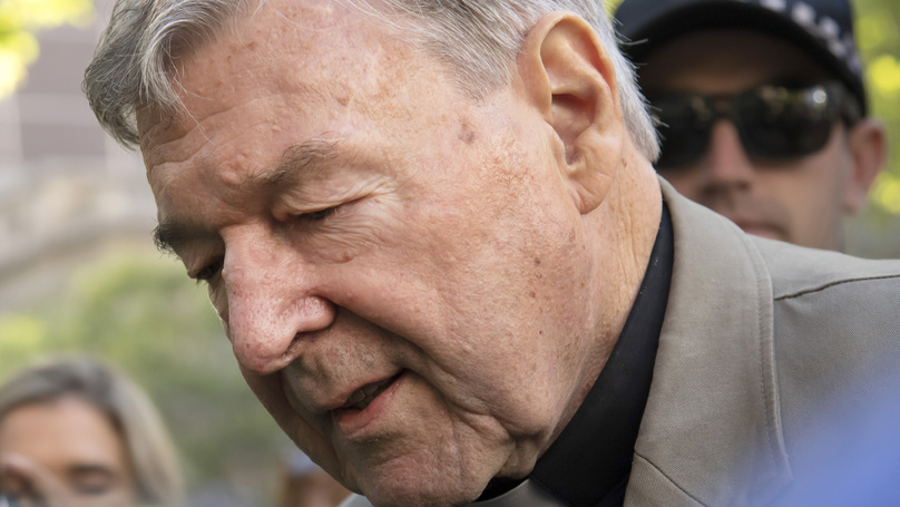 George Pell Launches Appeal Conviction At Victoria's Supreme Court