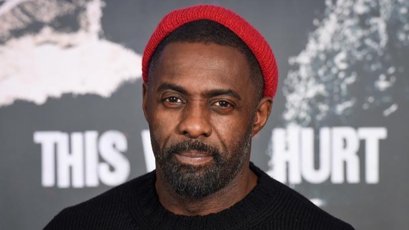 Idris Elba Makes Impassioned Plea Regarding Britain's Rising Knife Crime