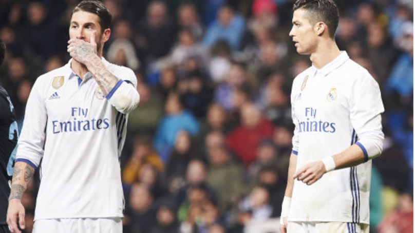 Ronaldo And Ramos Tried To Sign A Bayern Player On Tuesday Night