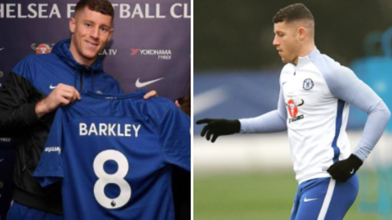 How Ross Barkley Fared In A Behind Closed Doors Match For Chelsea