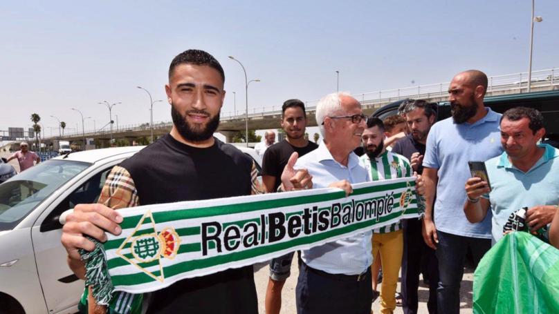 Real Betis Confirm Signing Of Former Liverpool Target Nabil Fekir