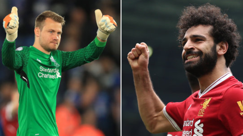 Mignolet Hilariously Tweets About Salah Before PFA Awards, Immediately Goes Viral