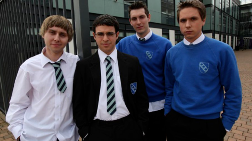 'The Inbetweeners' Star Says Reunion Wouldn't Work Because They're All Too Old