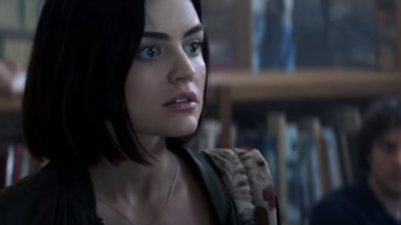The Trailer For New Horror Film 'Truth Or Dare' Is Pretty F****d Up