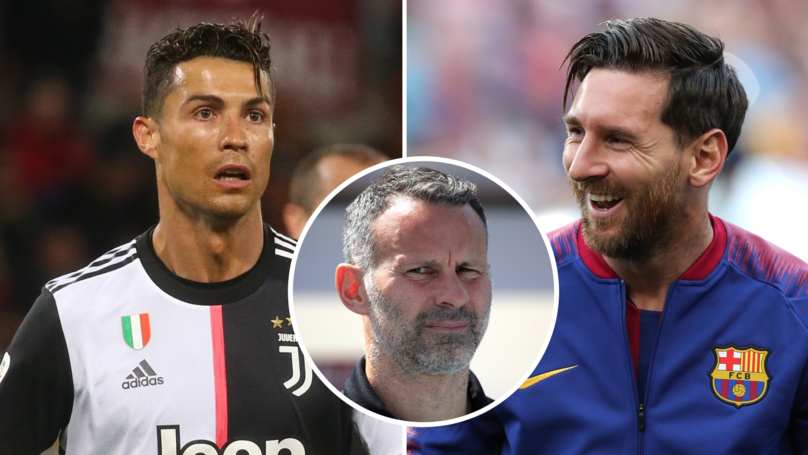 Cristiano Ronaldo's 'Weird Obsession' With Lionel Messi Was Called Out By Ryan Giggs In 2018