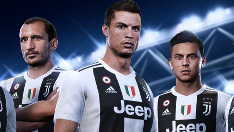'FIFA 19' Gives Fans First Look At Cristiano Ronaldo In Juve Kit