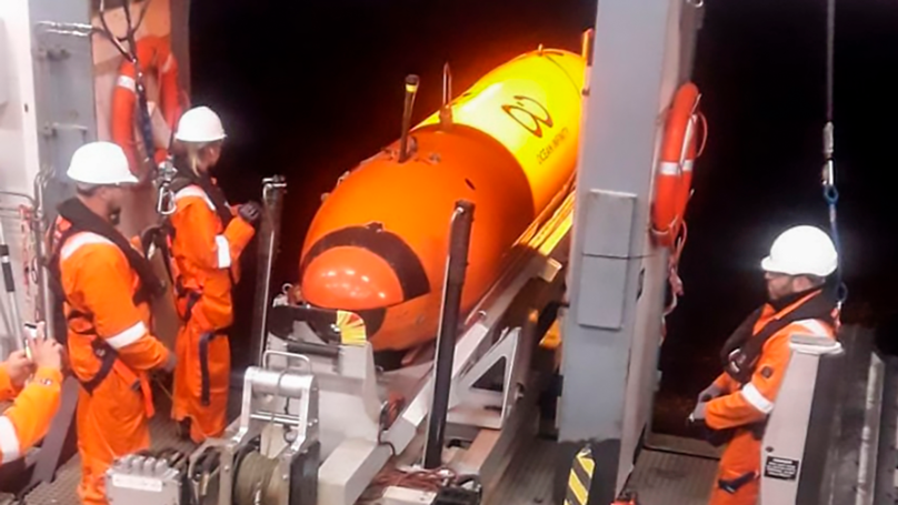 180-Foot 'Object' Has Been Found In Search For Argentinian Submarine That Spied On UK
