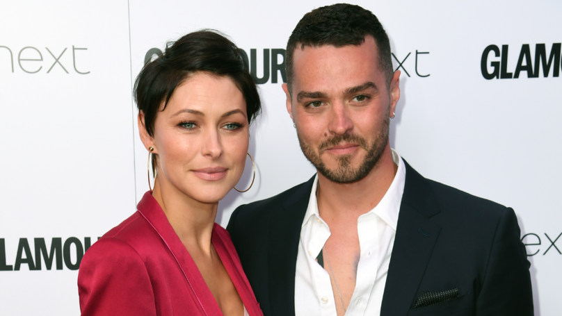 Matt Willis Burned His Wedding Photos To Emma Willis As He 'Looked Like A Wreck-Head'
