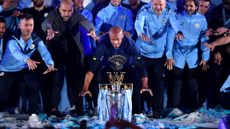 Manchester City Could Be Banned From Champions League For One Year