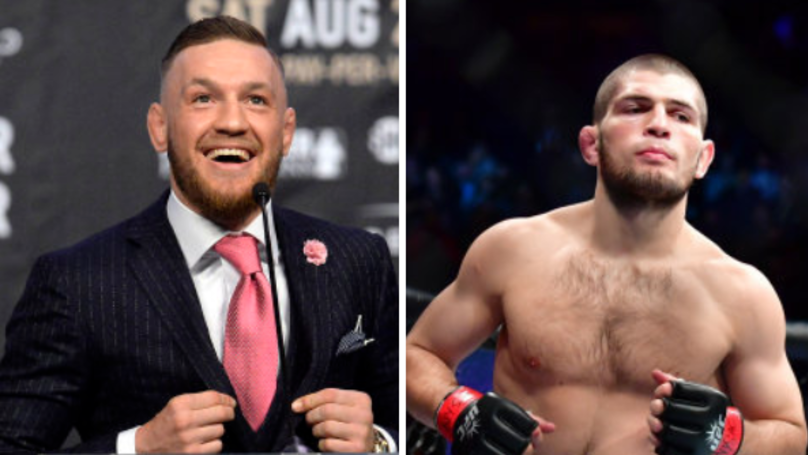 McGregor Vs Khabib Could Take Place In Vegas Before The End Of The Year