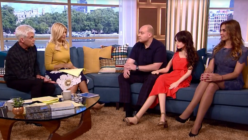 Dad Takes His Sex Doll On 'This Morning' And Surprises Everyone
