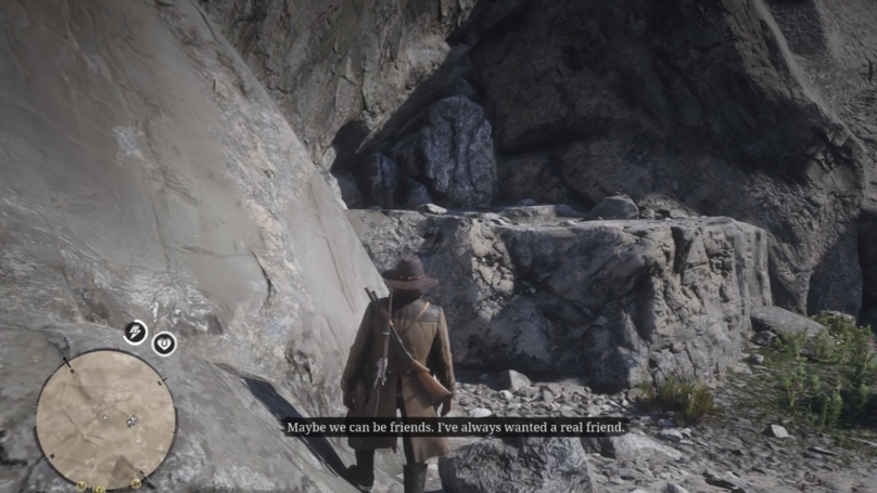 Players Find Famous Rockstar Easter Egg In Red Dead Redemption 2