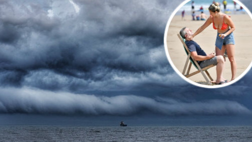Storms Could Hit The UK This Weekend Before Heatwave Strikes