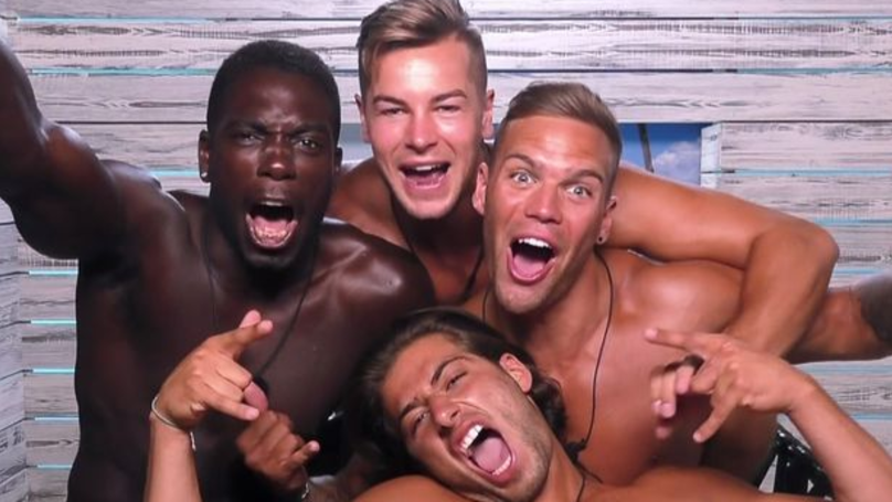 Love Island Is Officially On Netflix And It Is 100% Our Type On Paper