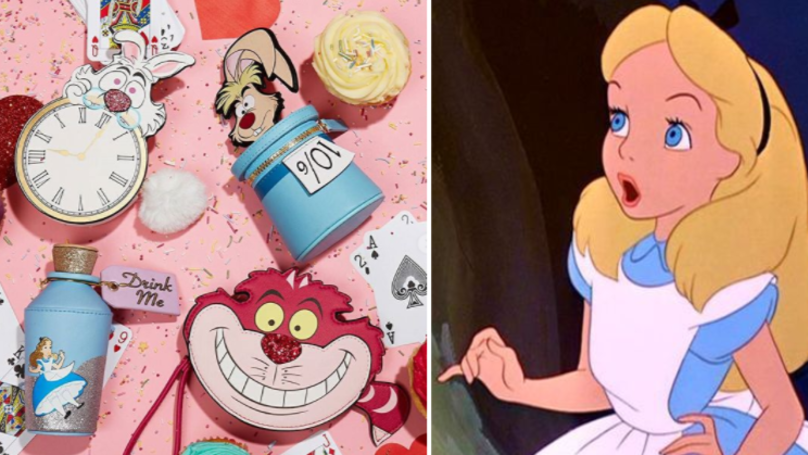 Primark's Alice In Wonderland Accessories Are Fit For A Disney Princess