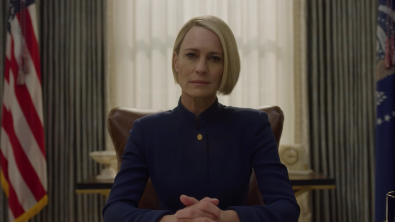 House Of Cards Season Six Trailer Drops And It Looks Amazing