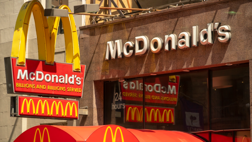 Why Won't McDonald's Give UK Customers The Good Stuff?