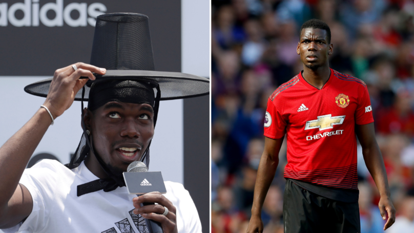 Paul Pogba Wants To Leave Manchester United Amid Interest From Real Madrid