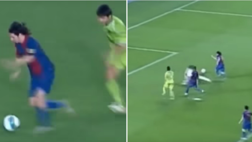 Barcelona Fans Vote Lionel Messi's Solo Goal Against Getafe As The Greatest In Club's History