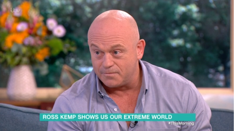 Ross Kemp Reveals He Wanted To Kill Sex Trafficker Who Admitted Murdering 300 Children