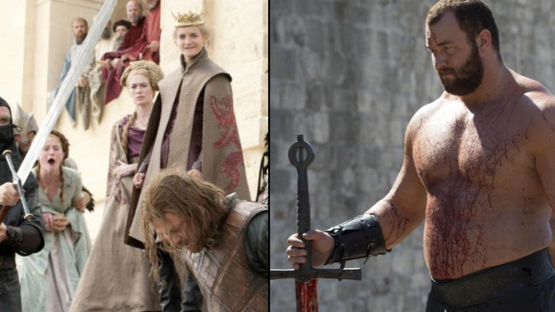 There's A Supercut Of All 150,966 Deaths From Game Of Thrones