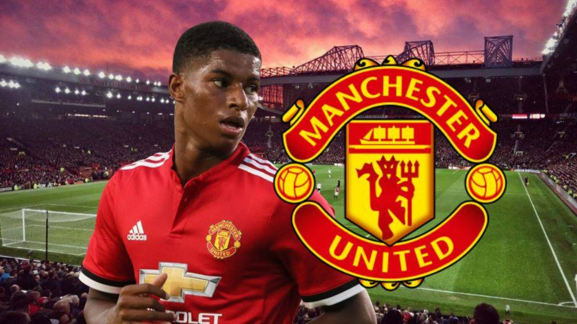 Marcus Rashford Signs New £300,000-A-Week Deal At Manchester United