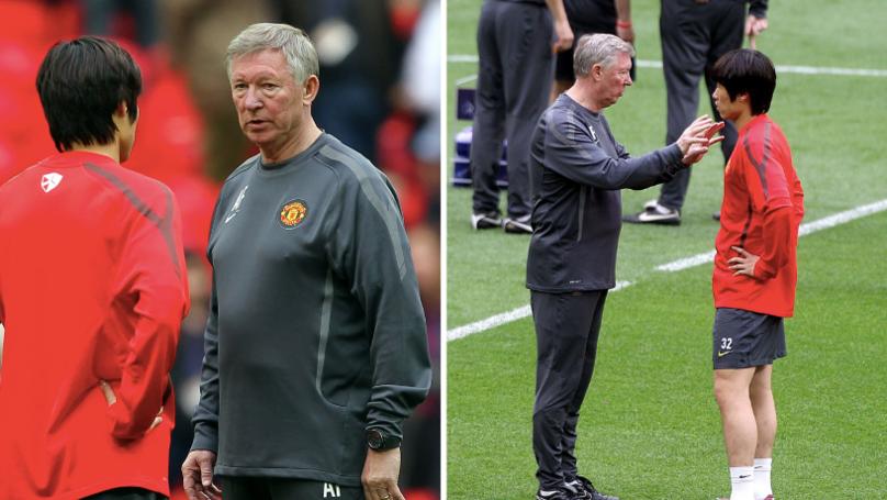 One Of Sir Alex Ferguson's Biggest Regrets Involves Park Ji-Sung