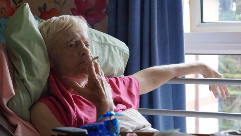 Terminally Ill Man Discharges Himself From Care Home To Smoke 'One Last Joint'