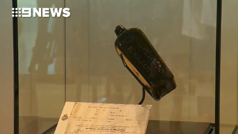 World's Oldest Message In A Bottle Found Washed Up On Beach In Australia