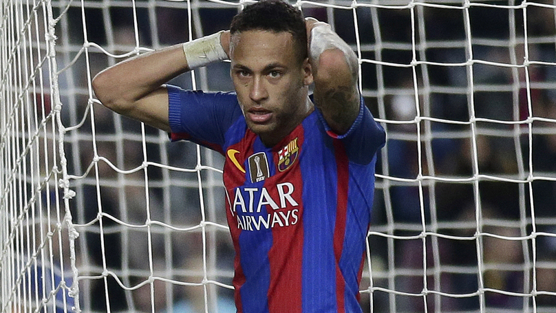 Spanish Court Calls For Two-Year Jail Sentence For Neymar