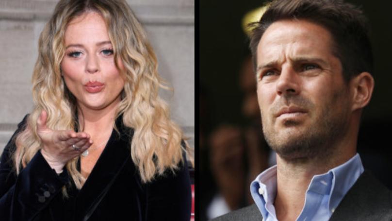 Emily Atack Renews Love Interest In Jamie Redknapp