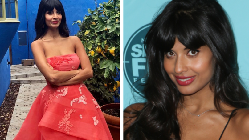 Jameela Jamil Has The Perfect Response To Claims She's 'Too Thin' To Support Body Positivity