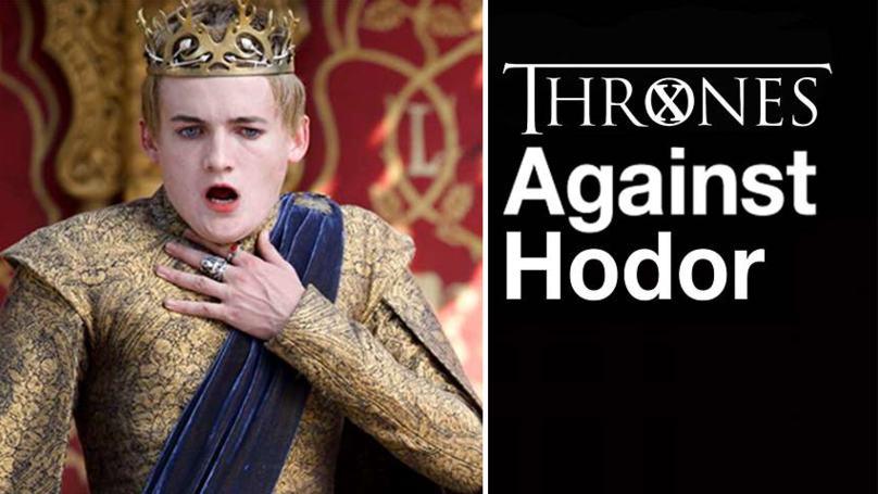 ​Hold the Door Because Game of Thrones Cards Against Humanity Are Here