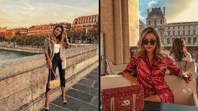 Instagrammer Mocked For Badly Photoshopping Pictures Of Her Trip To Paris