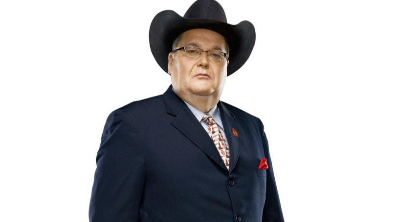 ​Wrestling Commentator Jim Ross Is Leaving WWE After 26 Years