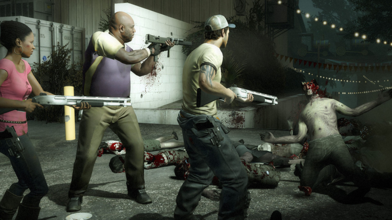 ​Leaked 'Left 4 Dead 3' Screenshots Show The Game Was Set In Africa