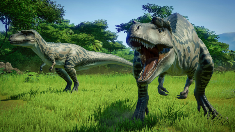 Save Dinosaurs From Lava In The Next 'Jurassic World Evolution' DLC