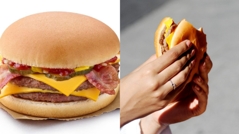 McDonald's Adds Bacon Double Cheeseburger To Menu