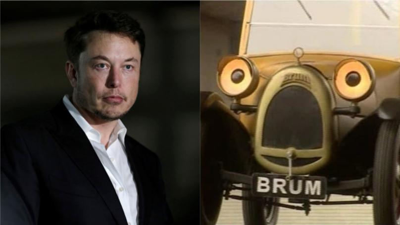 People Reckon Design Of New Tesla Driverless Car Should Be Based On 'Brum'