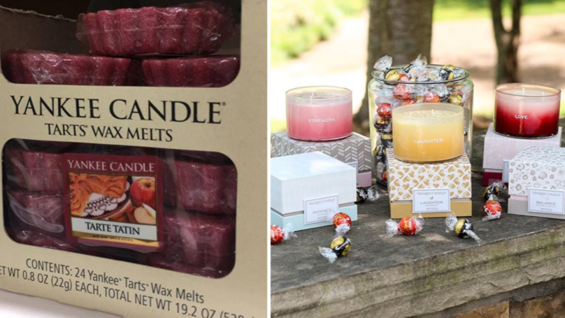 Poundland Is Currently Selling Yankee Candle In Their Stores